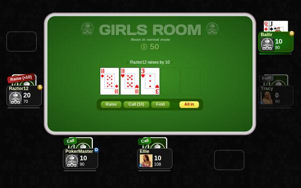 Streap Poker En Ligne